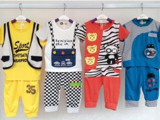 童装代销 精品时尚童装代销一手货源免费代理