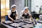 永州80后美女微信创业自制芝士条月挣40万元